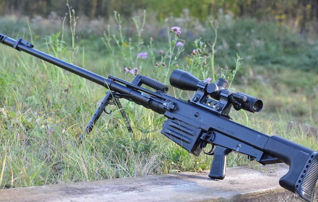 В России началось производство гражданской версии крупнокалиберной снайперской винтовки