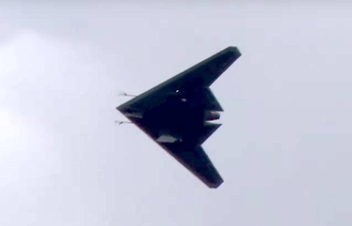 Российский ударный беспилотник сравнили с американскими