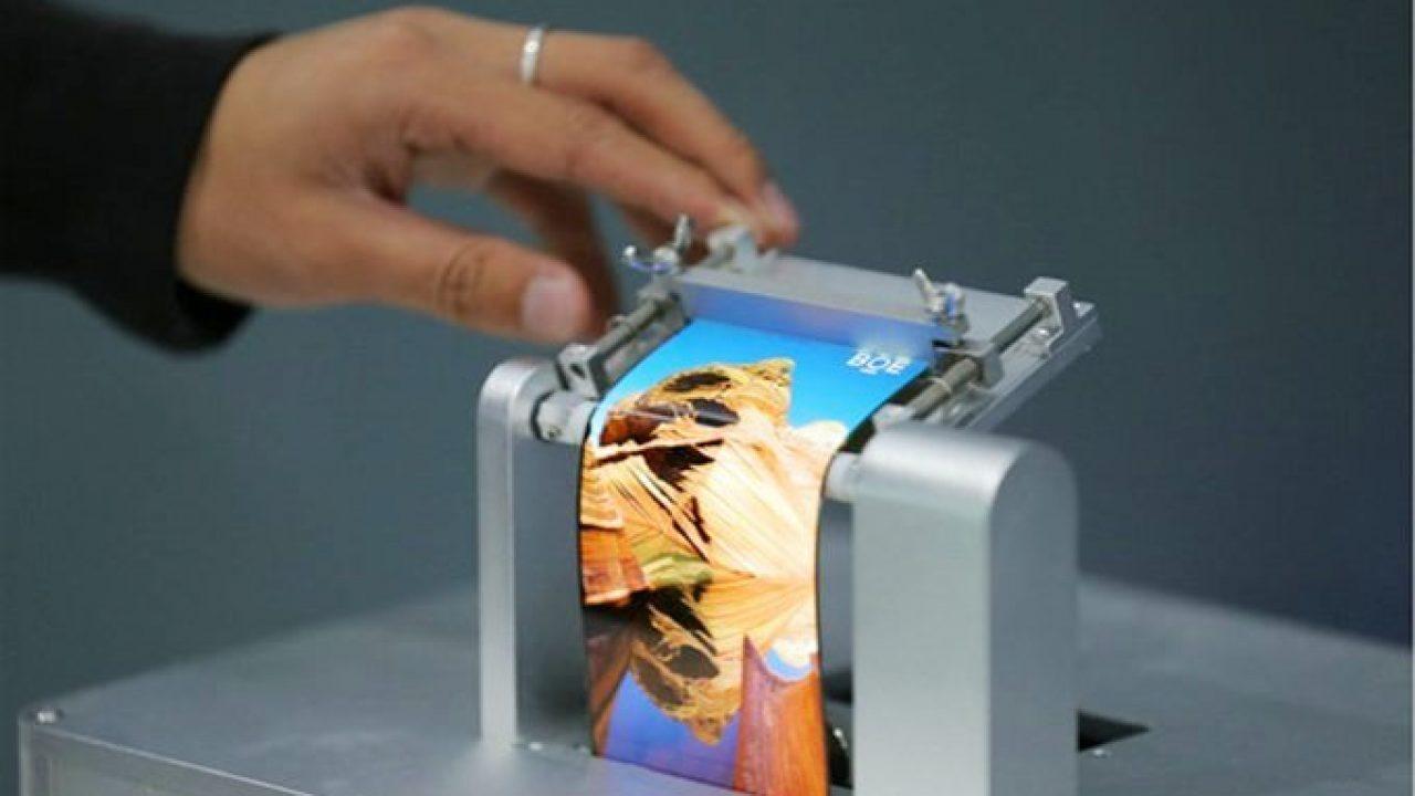 У Samsung появился серьезный конкурент на рынке гибких дисплеев