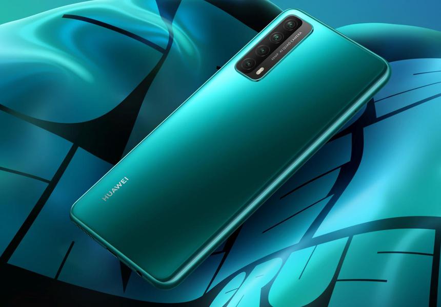 Huawei представила новое поколение смартфона среднего уровня P Smart