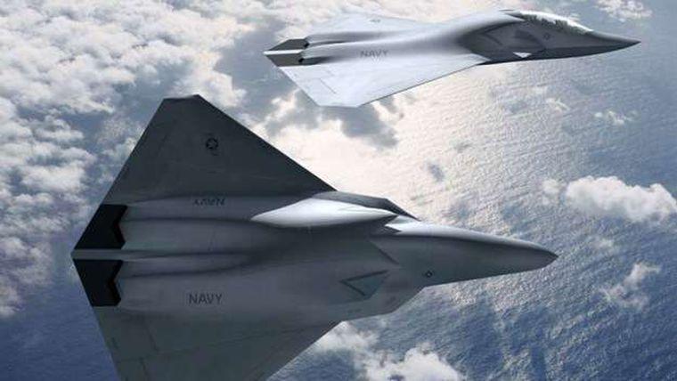 В России заявили о неудачном испытании искусственного интеллекта в новейших американских истребителях