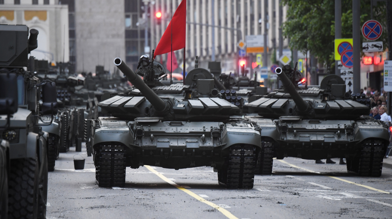 Российские танки вооружат «Лесочком»