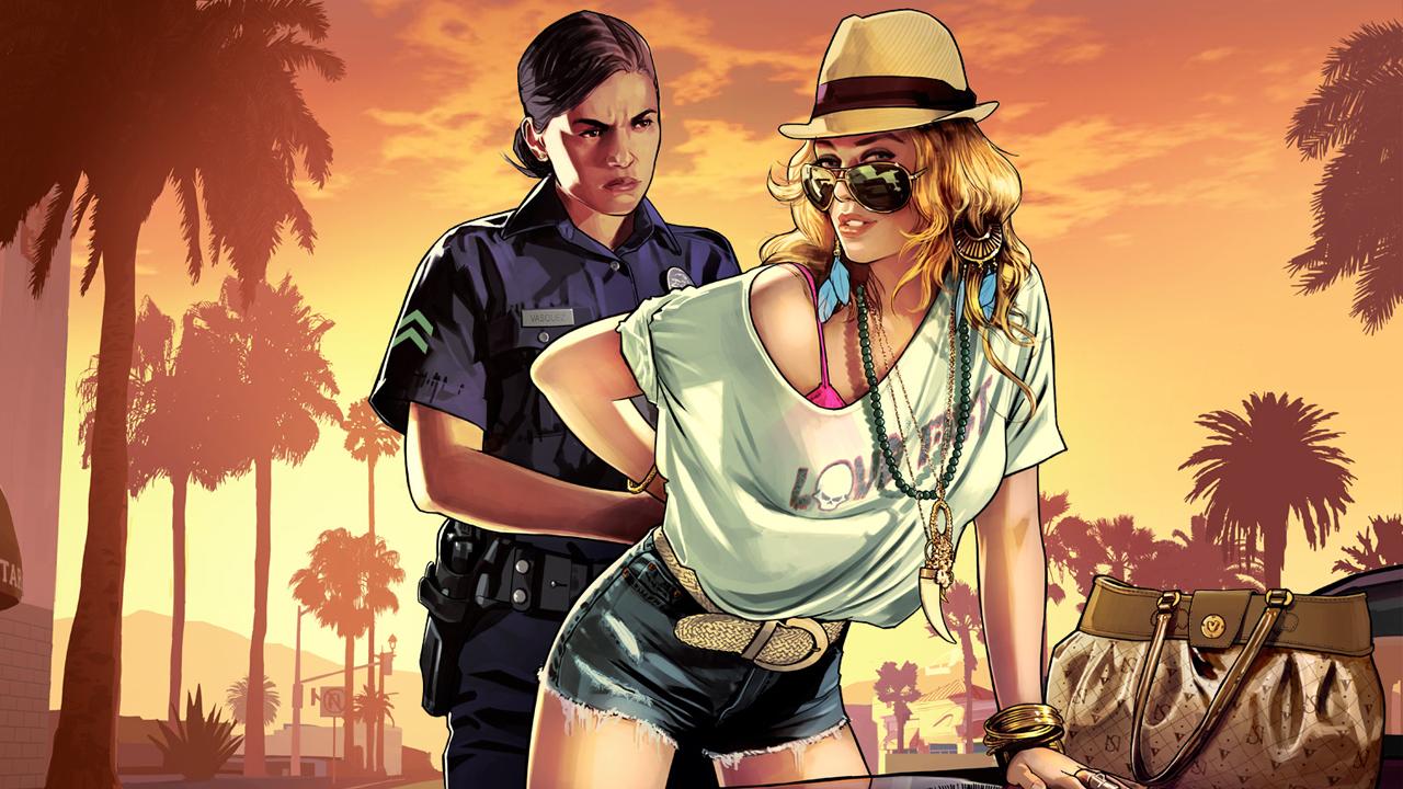 GTA и другие игры Rockstar Games продаются со скидками