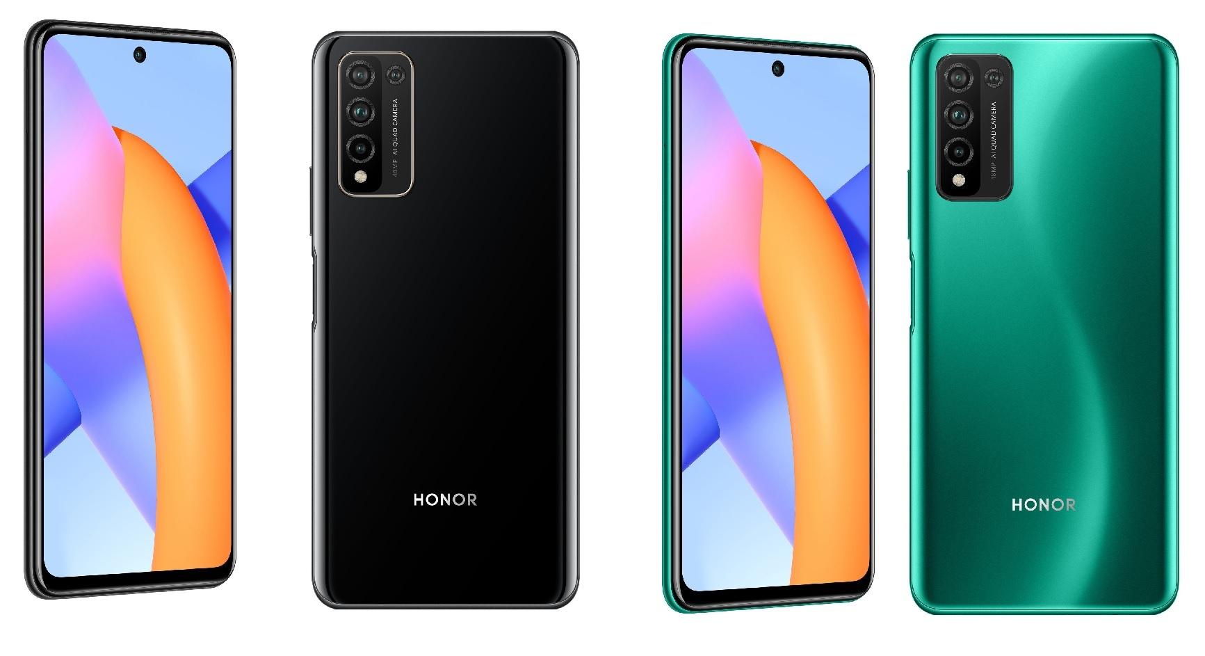 Раскрыт новый смартфон Honor 10X Lite дешевле 20 тысяч рублей