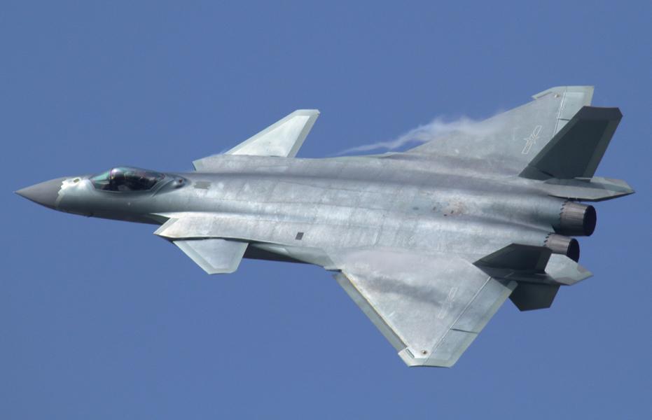 Российские двигатели назвали одним из недостатков китайских истребителей