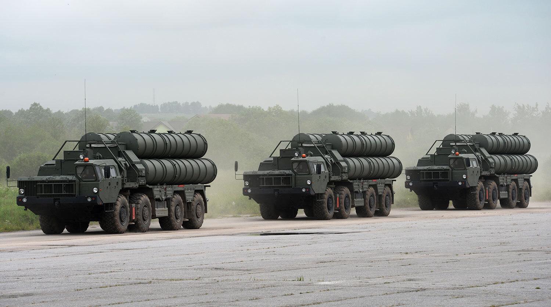 В США заявили, что турецкие С-400 передают России данные НАТО