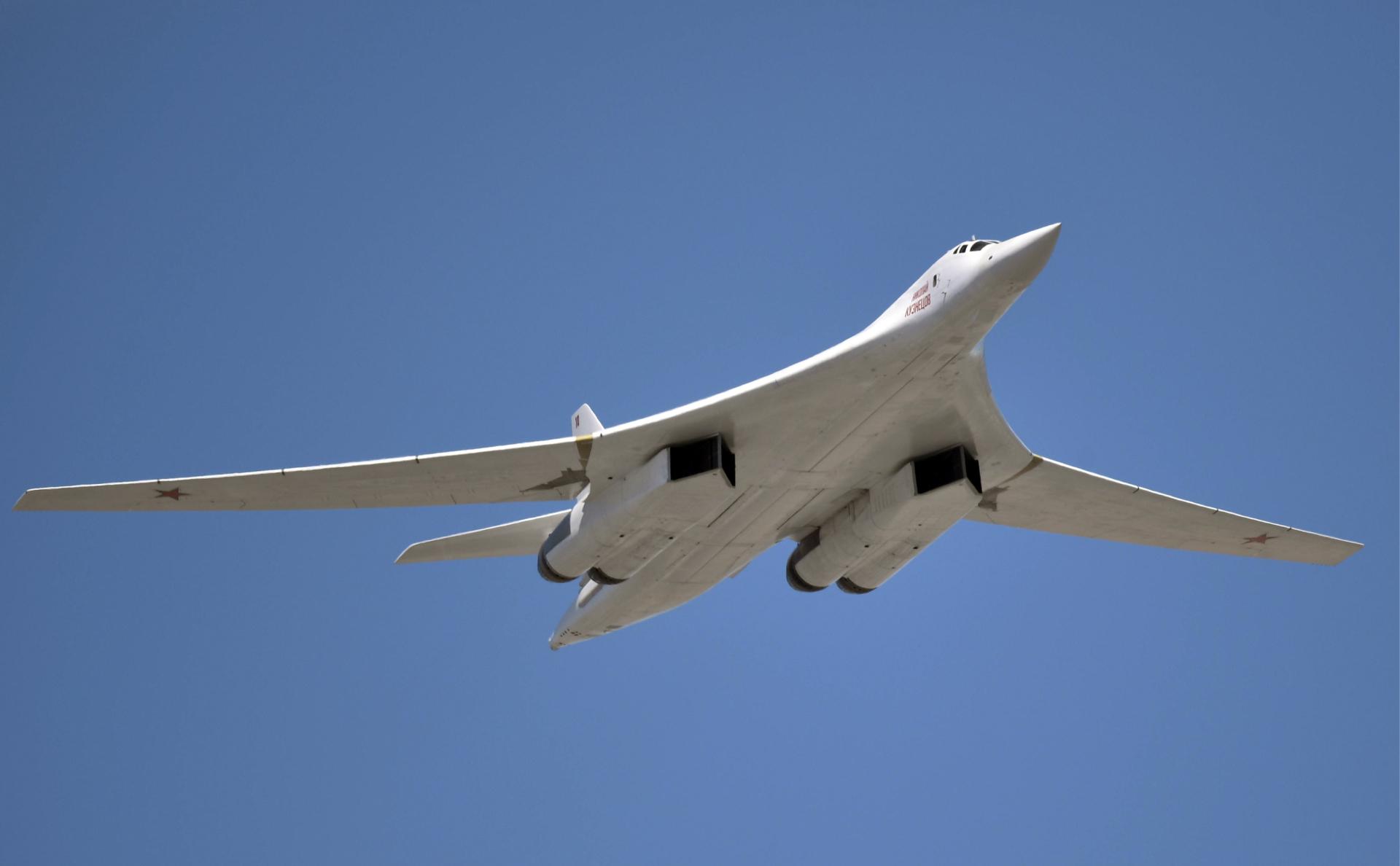 В США назвали недостаток российского ракетоносца Ту-160