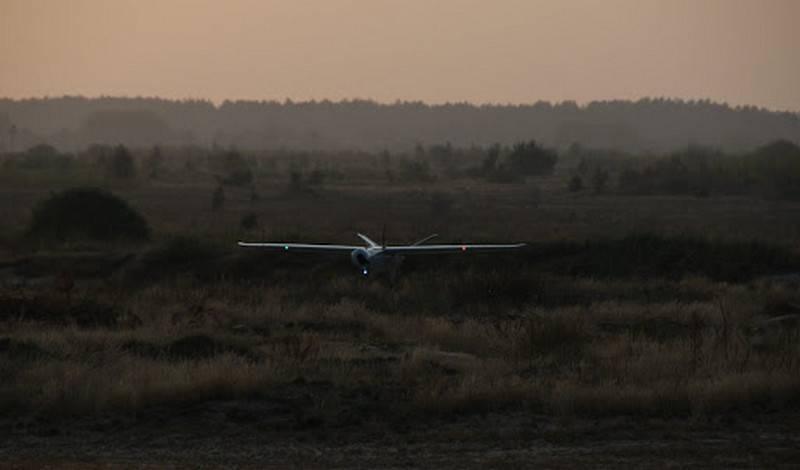 Украина начала испытания беспилотника-разведчика «Аист-100»
