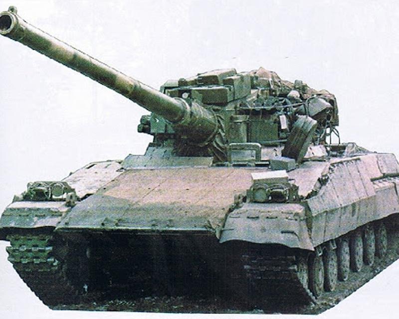 Украина уничтожит секретные боеприпасы «танка будущего»