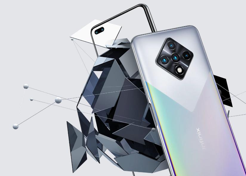 Представлен первый в мире смартфон с двойной 48-Мп селфи-камерой