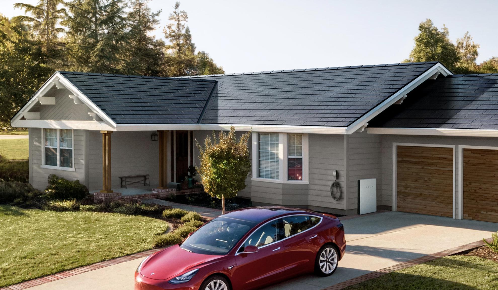 """Илон Маск назвал солнечную батарею Tesla в виде крыши """"продуктом-убийцей"""""""