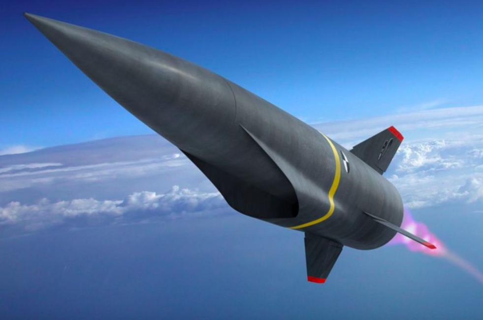 США могут разместить в Европе гиперзвуковые ракеты для сдерживания России