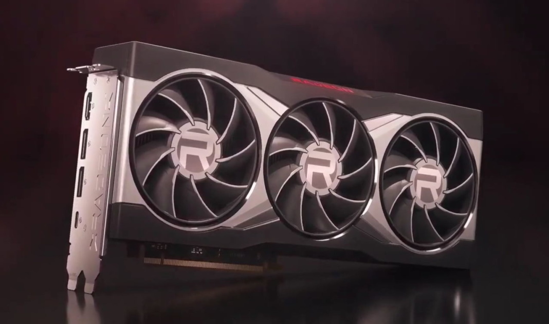 AMD представила видеокарты для конкуренции с NVIDIA RTX 3000