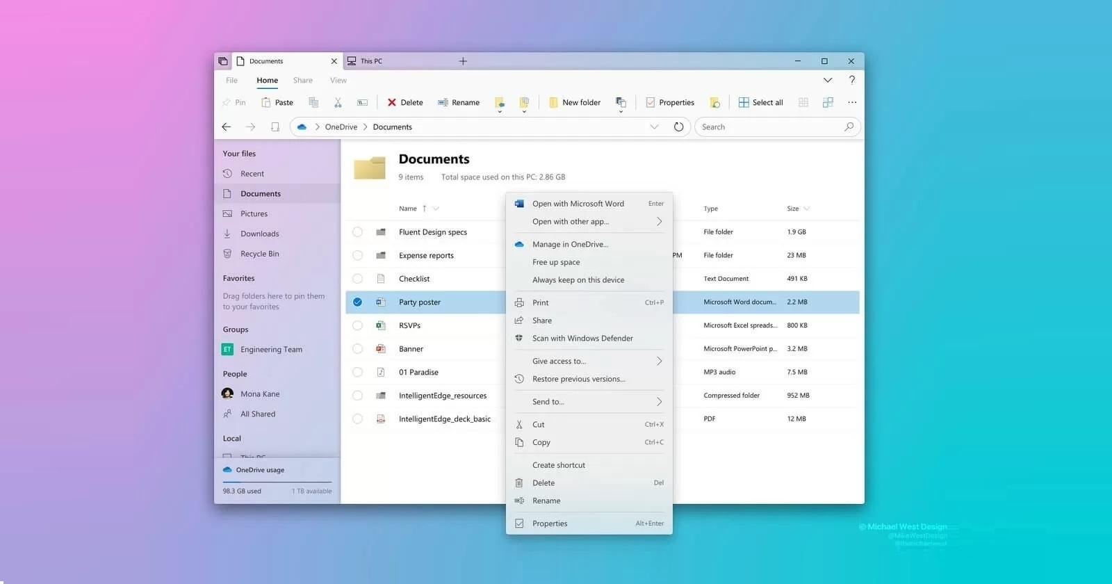 Windows 10 в 2021 году получит крупное обновление с новым меню «Пуск»
