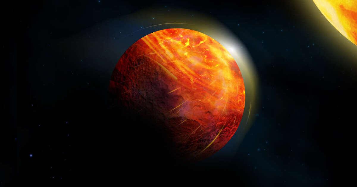 Найдена планета с «адскими» условиями
