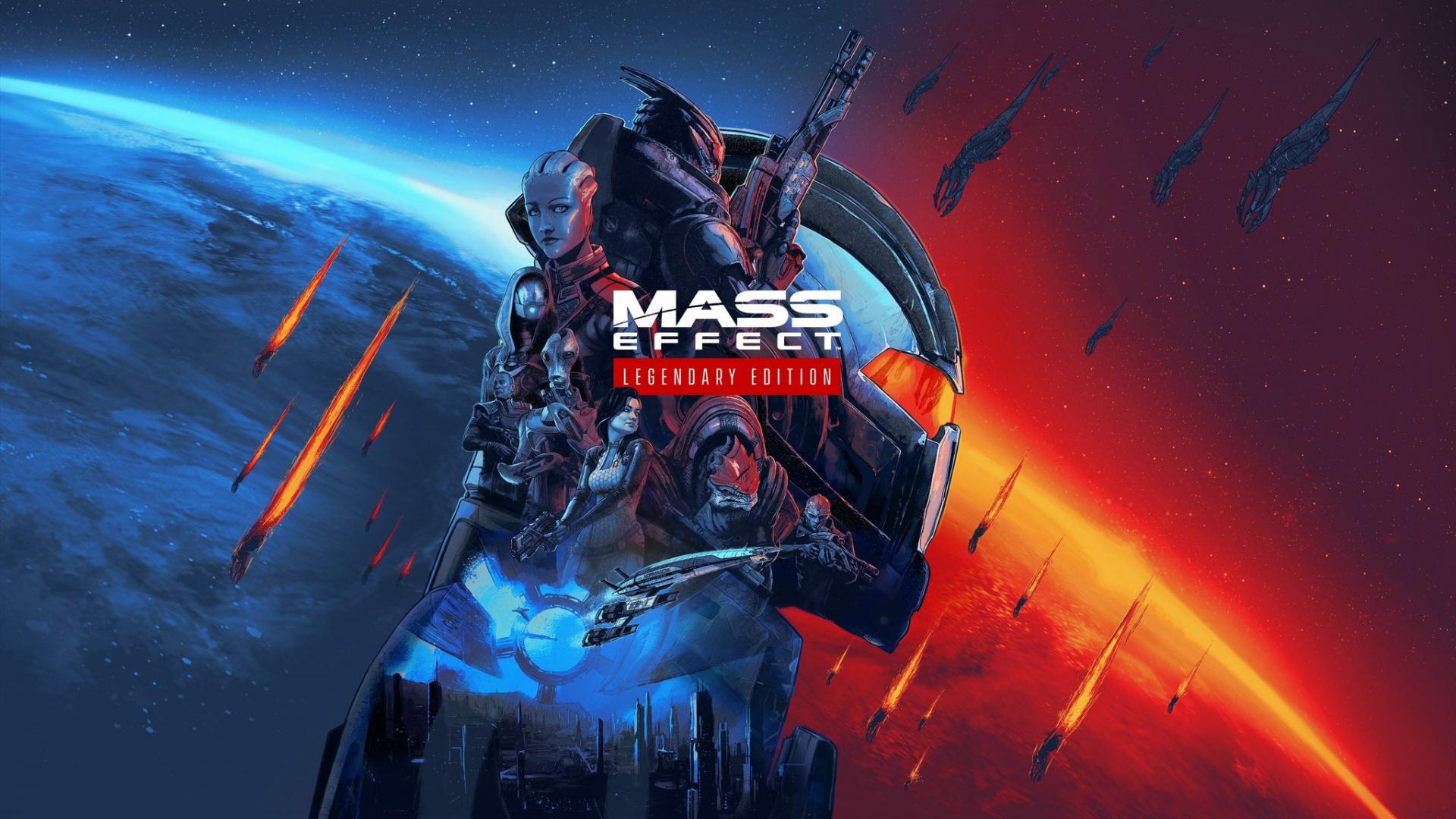 Анонсирован ремастер трёх частей Mass Effect