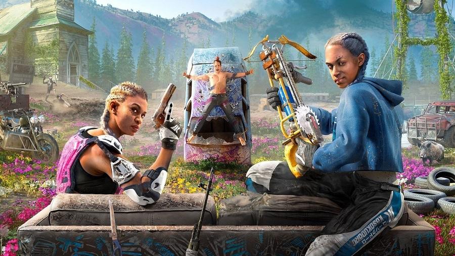 Запущена распродажа игр серии Far Cry со скидками до 80%