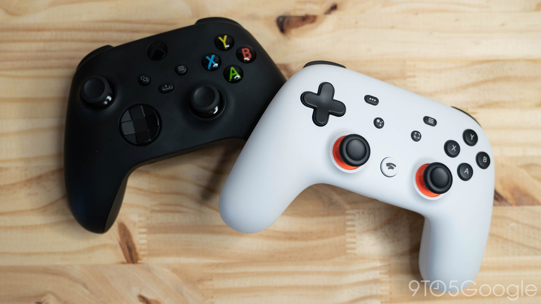 Новенький Xbox Series X загружает игры быстрее облачного игрового сервиса Google