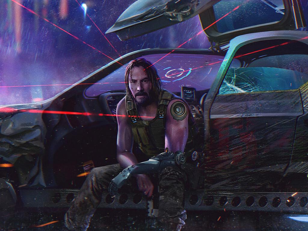 Видеокарты AMD не будут поддерживать максимальное качество графики в Cyberpunk 2077 на старте продаж