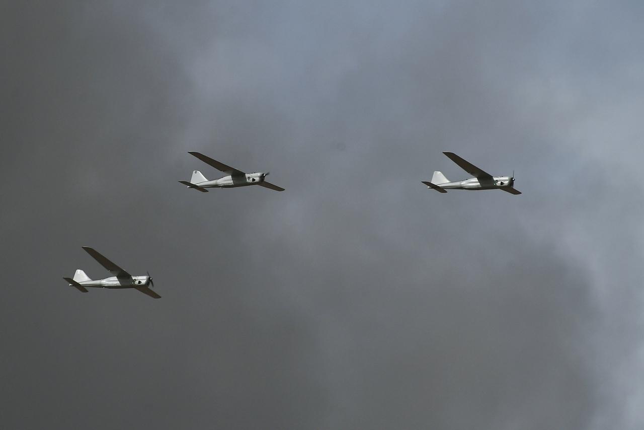 Россия вооружится беспилотниками-«ищейками» для борьбы с системами ПВО