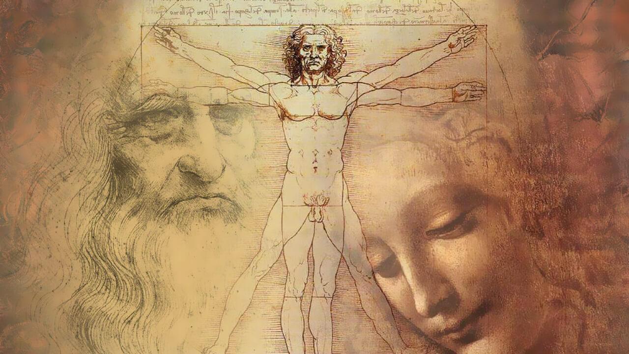 На набросках Леонардо да Винчи обнаружены бактерии и человеческая ДНК