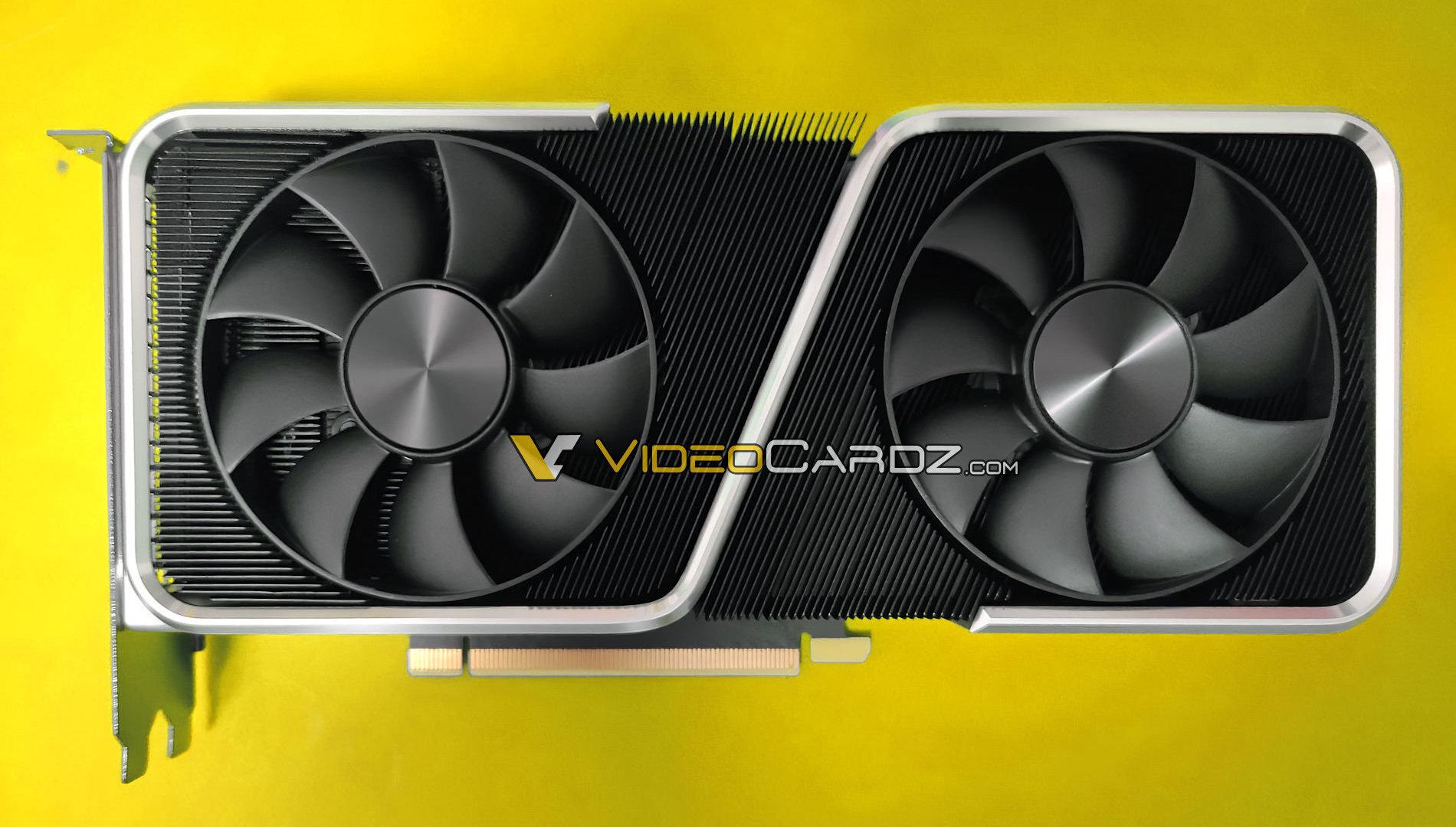 Раскрыт внешний вид доступной видеокарты NVIDIA GeForce RTX 3060 Ti