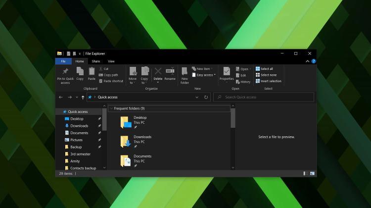 В Windows 10 упростят удаление файлов, занятых другой программой