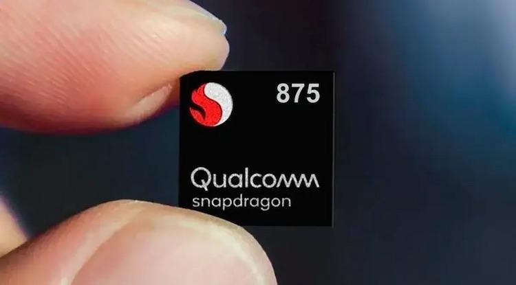 Названа производительность неанонсированных процессоров Snapdragon 875 и 775G