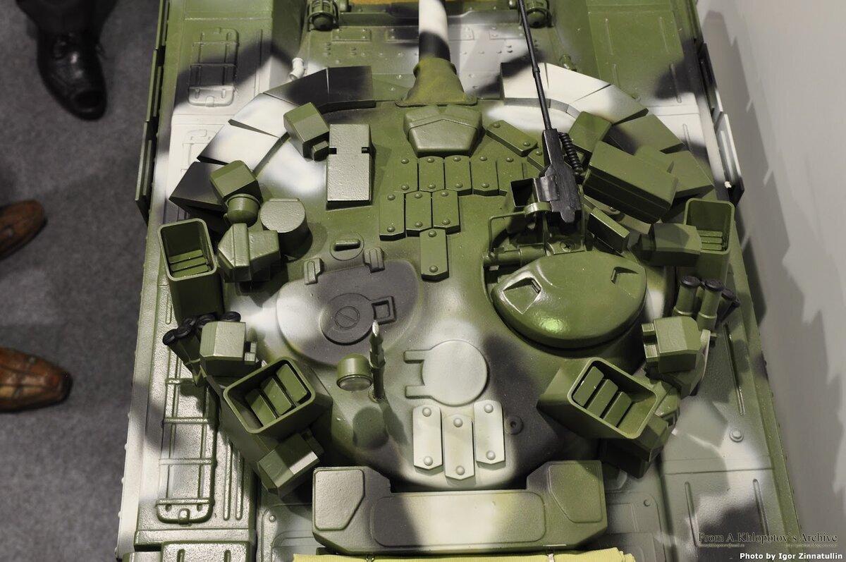 Новый комплекс защиты российских танков сделает бесполезными американские ракеты