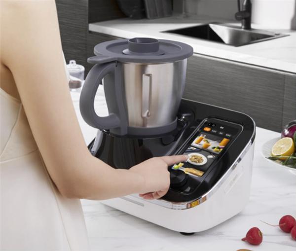 Xiaomi представила робота-повара, заменяющего 21 кухонное устройство
