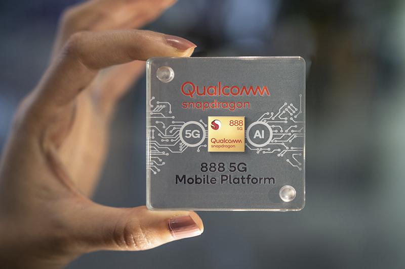 Раскрыта производительность флагманского процессора Snapdragon 888