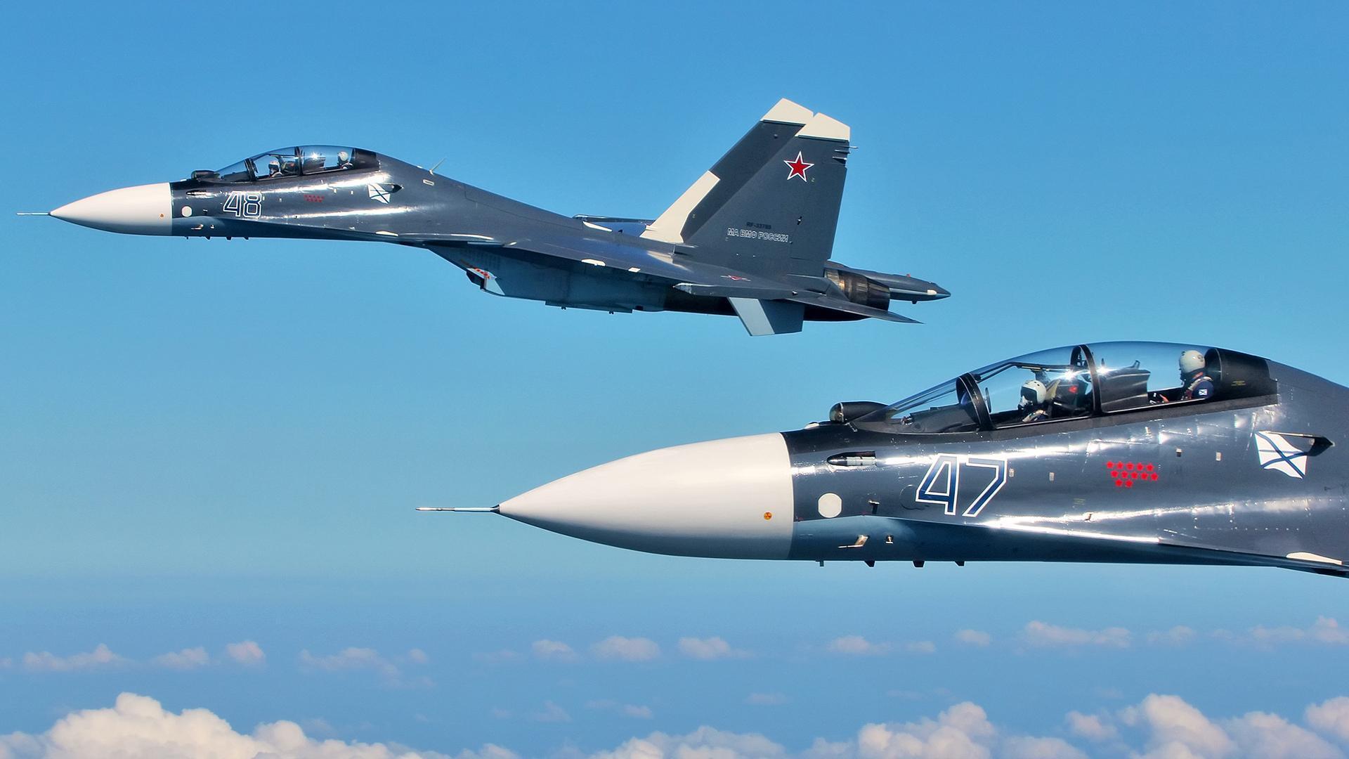 Боеспособность ВВС России и других стран мира сравнили