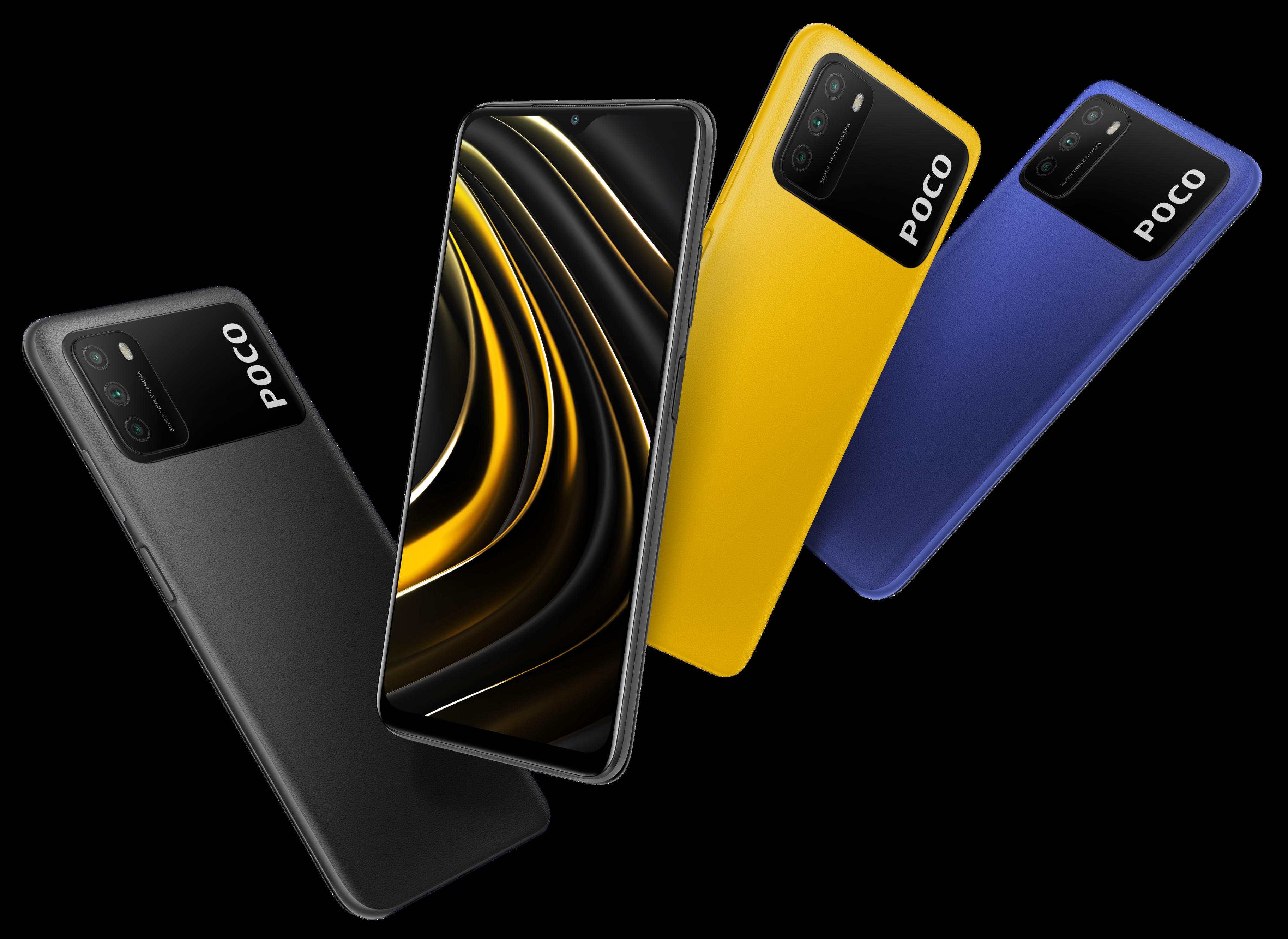 Бюджетный смартфон Xiaomi Poco M3 поступил в продажу в России