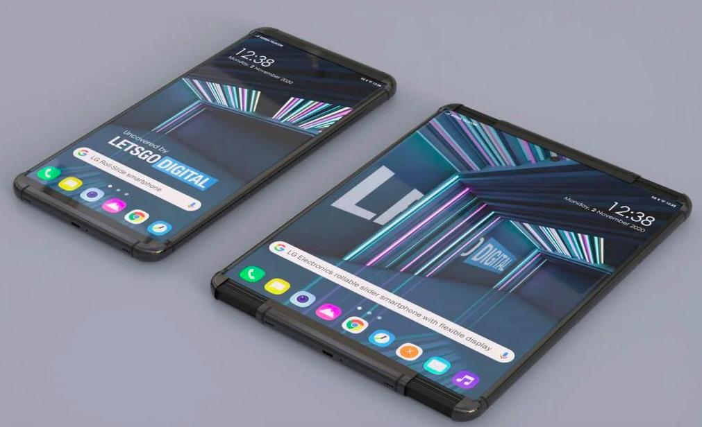 Раскрыта цена первого смартфона со скручивающимся экраном