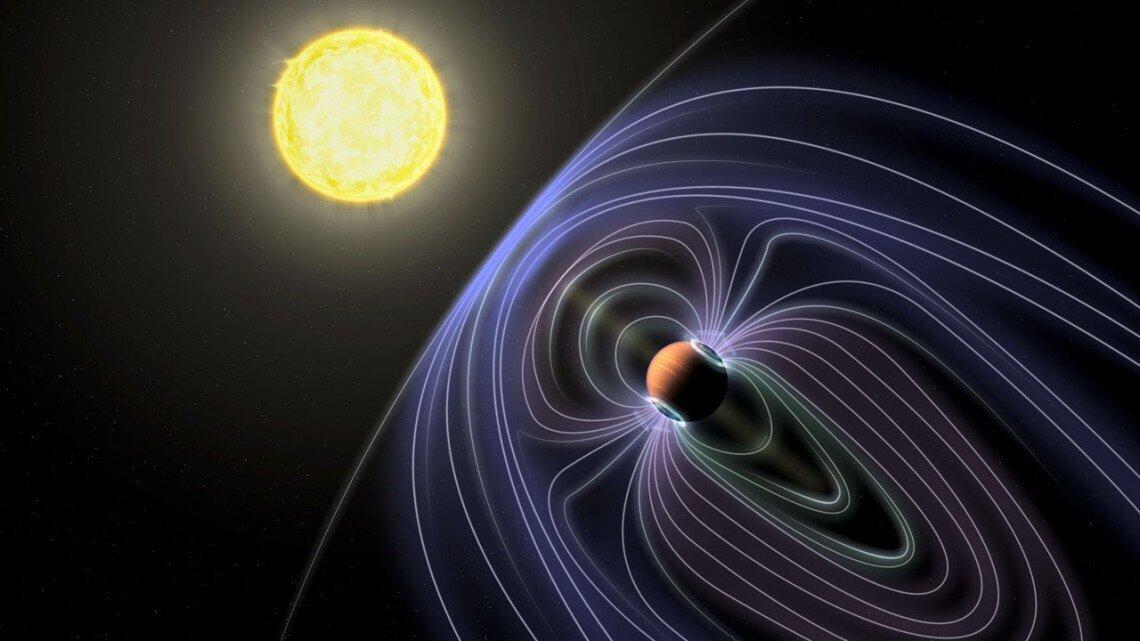 Учёные впервые поймали радиоизлучение от другой планеты