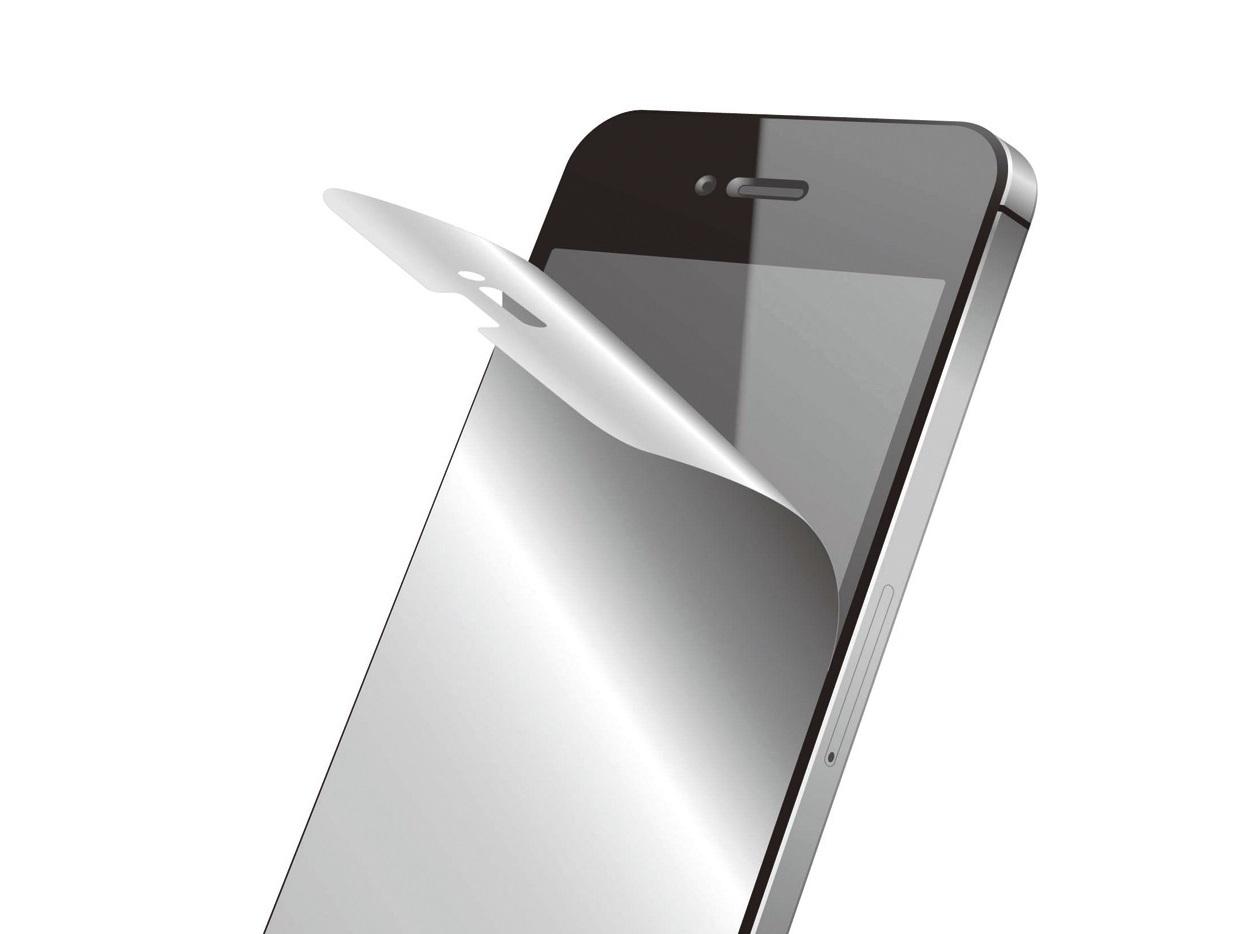 Льняное масло помогло создать плёнку для смартфонов с эффектом самовосстановления