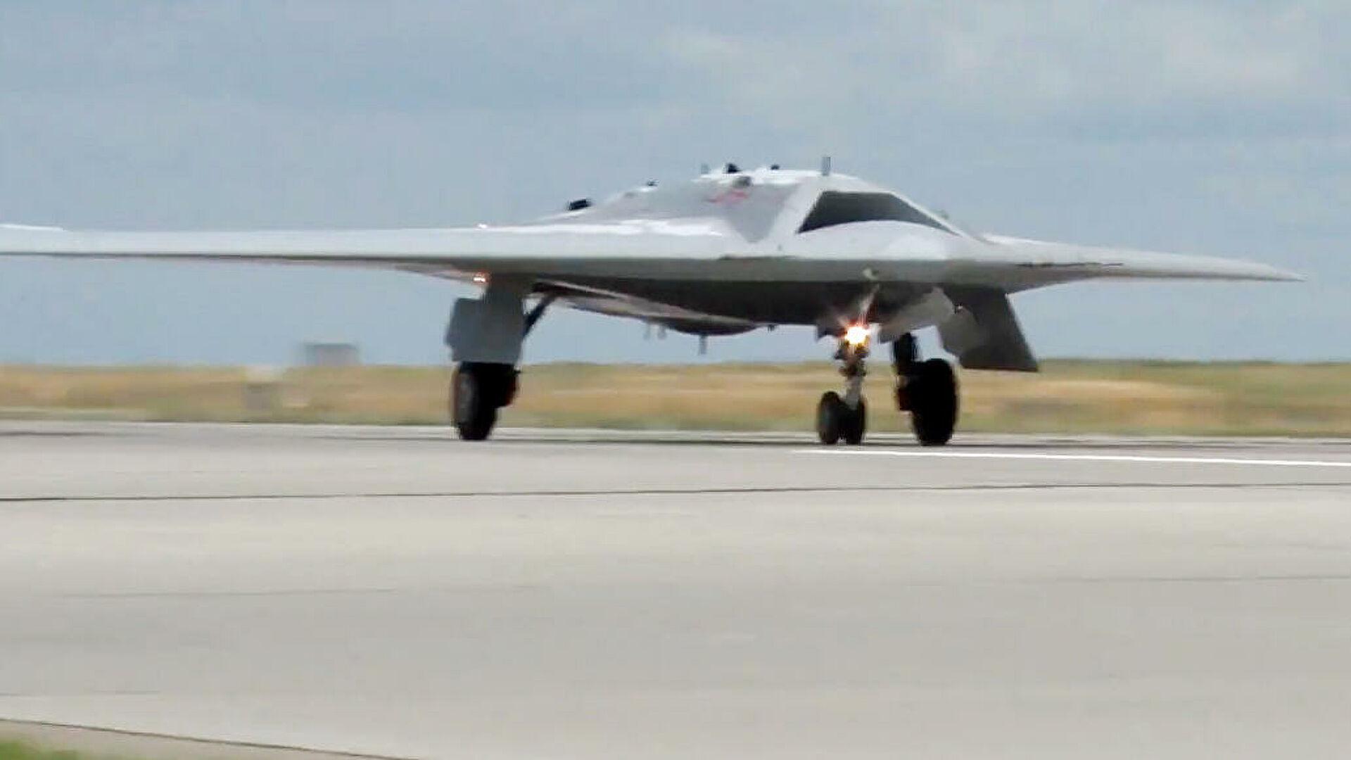 Раскрыты будущие испытания российского ударного беспилотника Охотник