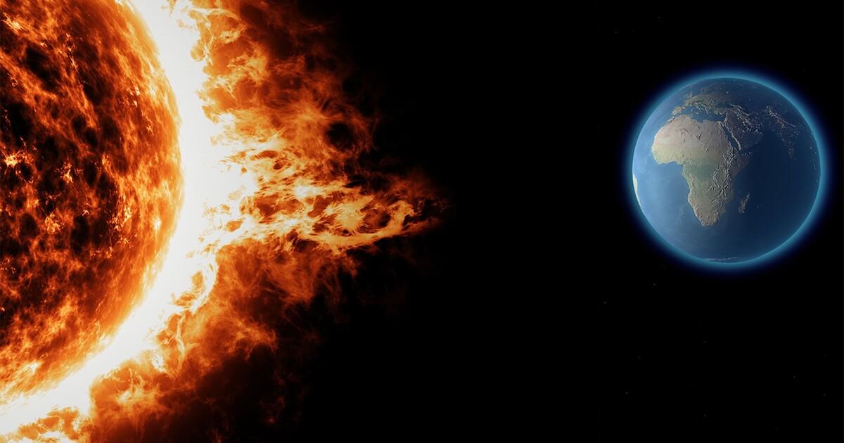 Названа ближайшая дата максимального сближения Земли и Солнца