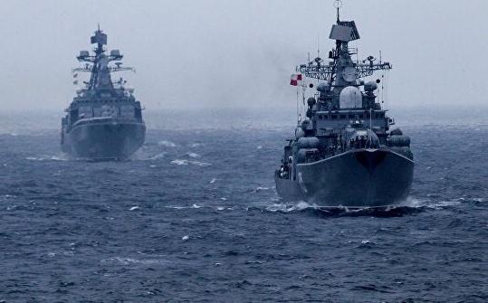 В Китае отреагировали на появление двух эсминцев США с ракетами «Томагавк» в Тайваньском проливе