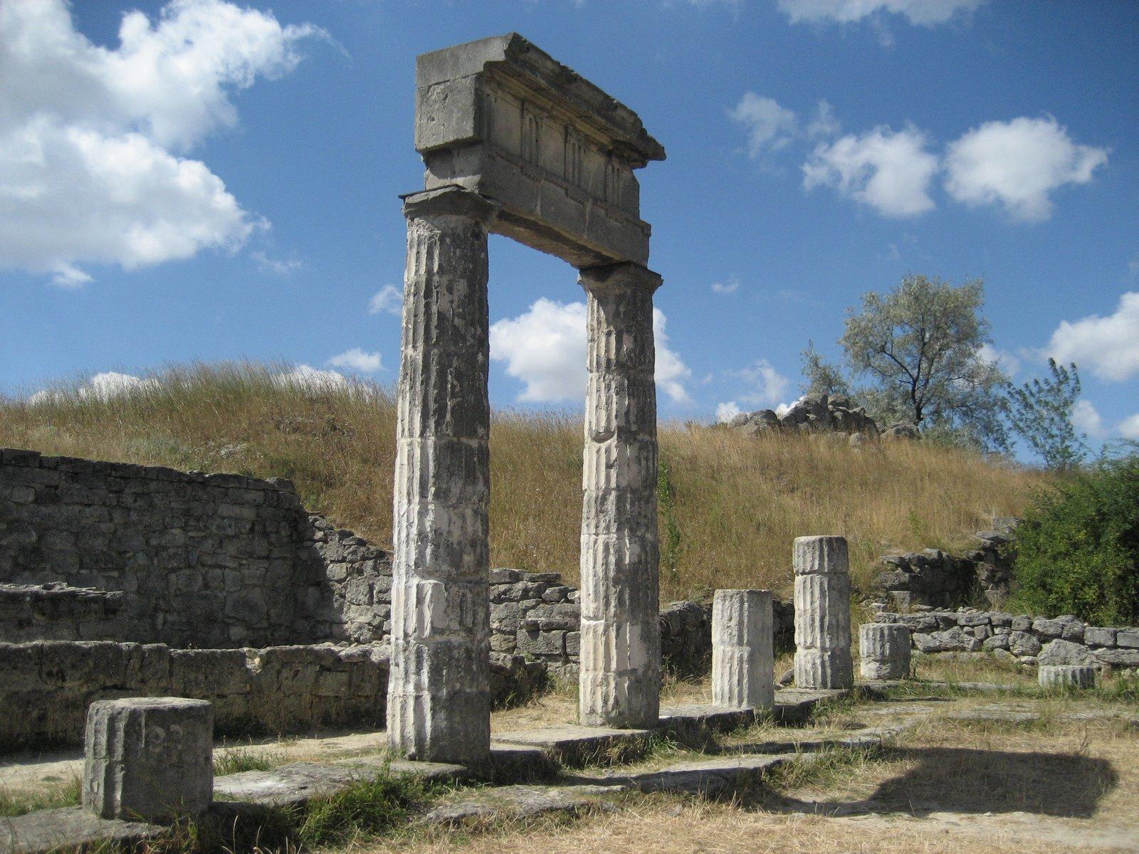 В Крыму нашли древнее захоронение с «билетом» в царство мёртвых