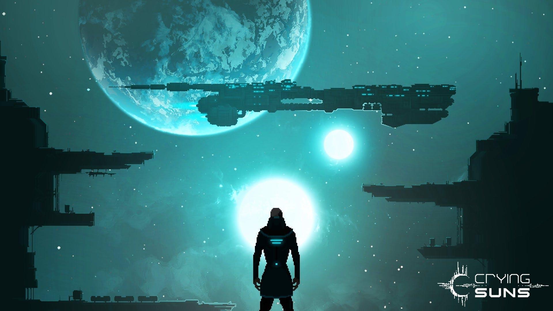 Симулятор адмирала космического флота Crying Suns можно скачать бесплатно и навсегда