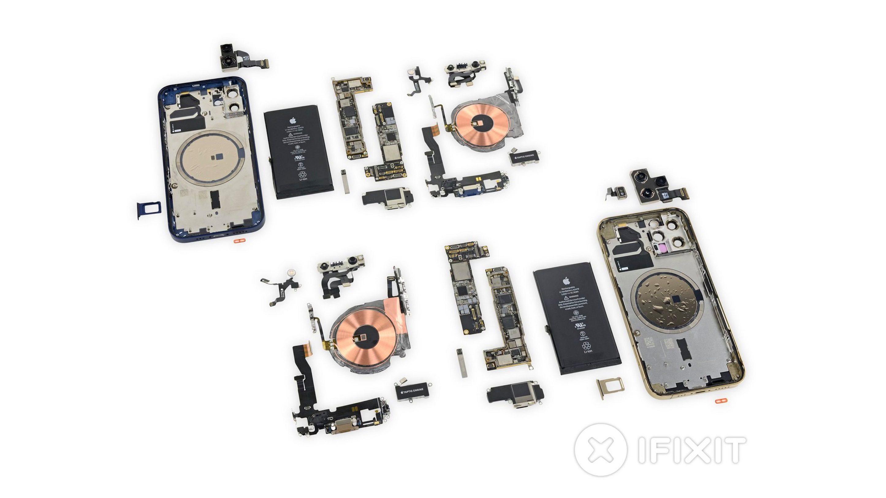 Стоимость компонентов iPhone 12 оказалась на четверть выше, чем у iPhone 11