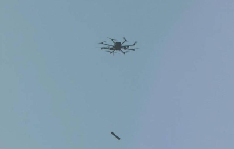 Украина научилась самостоятельно производить боеприпасы для военных дронов