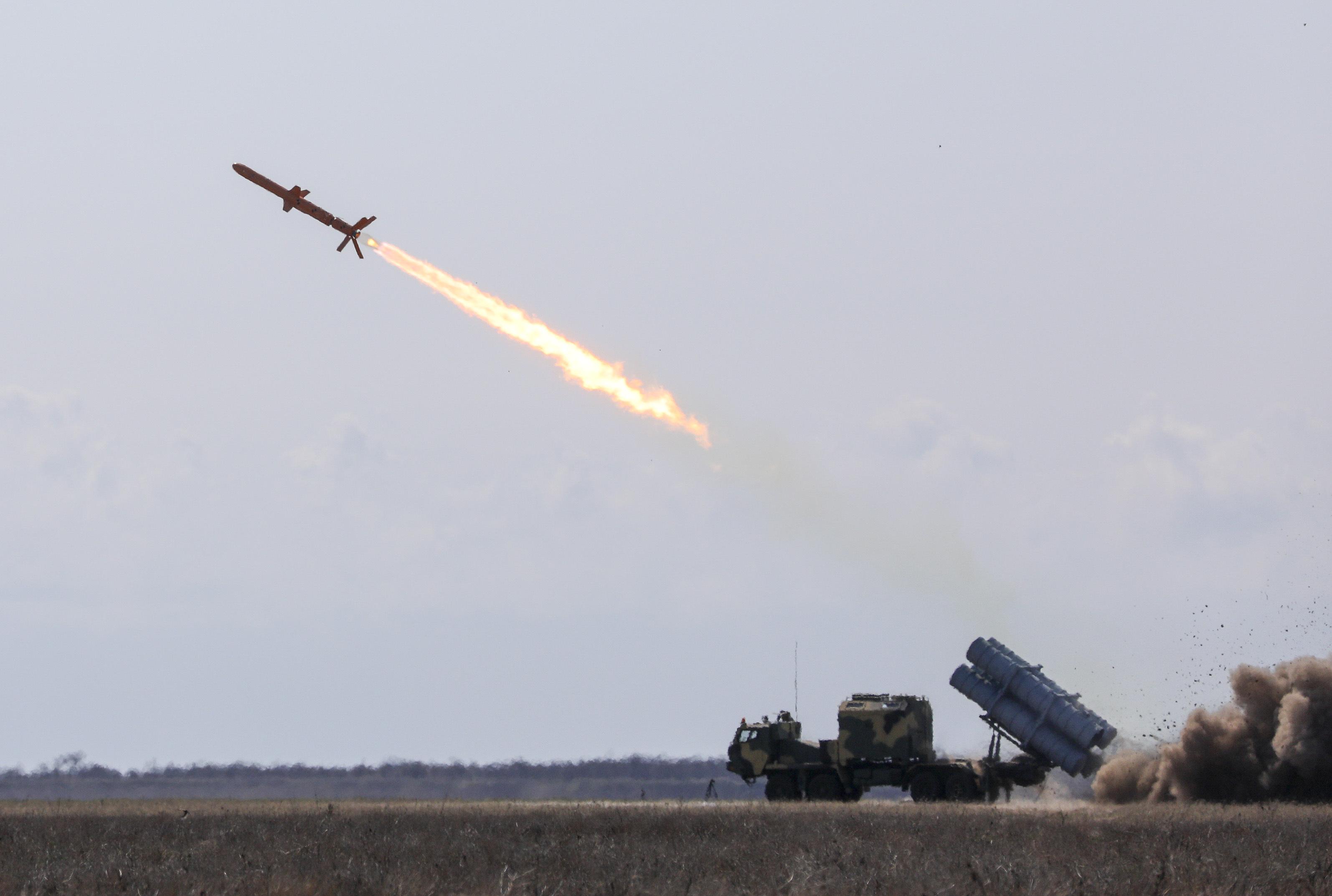 Эксперт оценил опасность атаки украинского флота новейшими ракетами «Нептун»