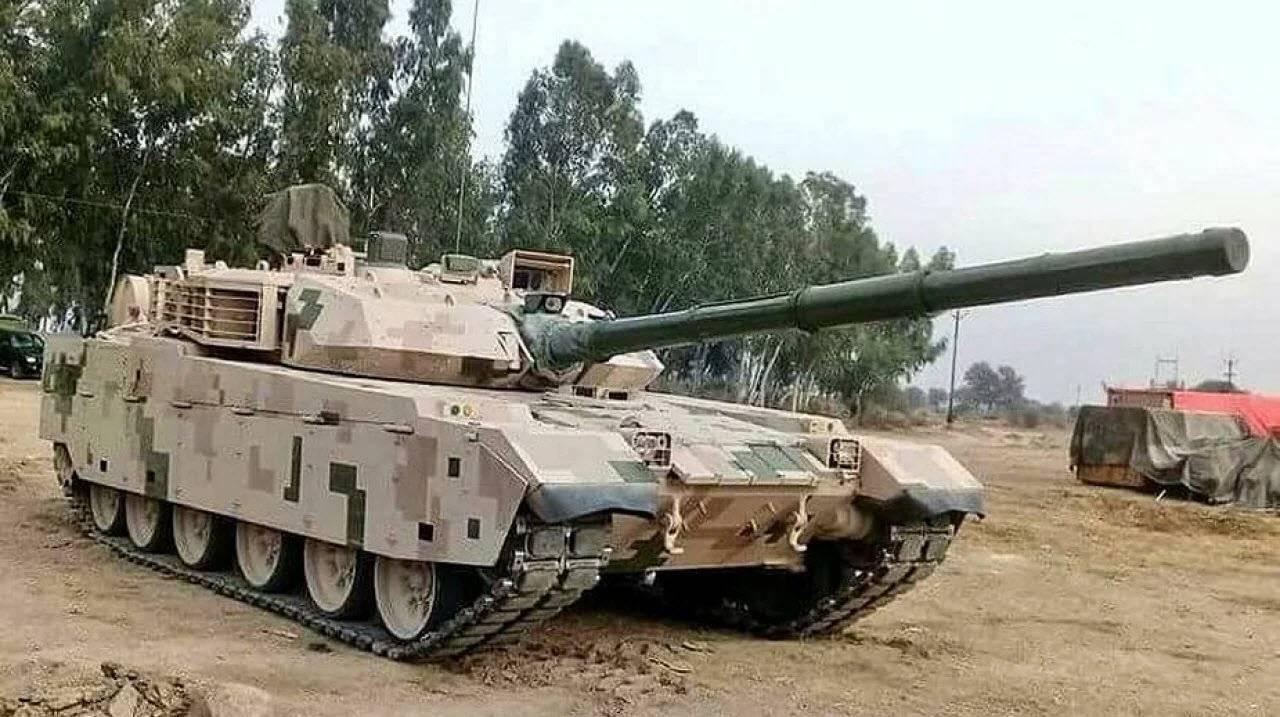 Китайский новейший танк впервые применили в бою