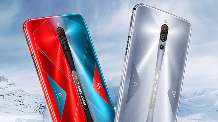 ZTE начала рекламную кампанию своего нового геймерского смартфона Nubia Red Magic 6