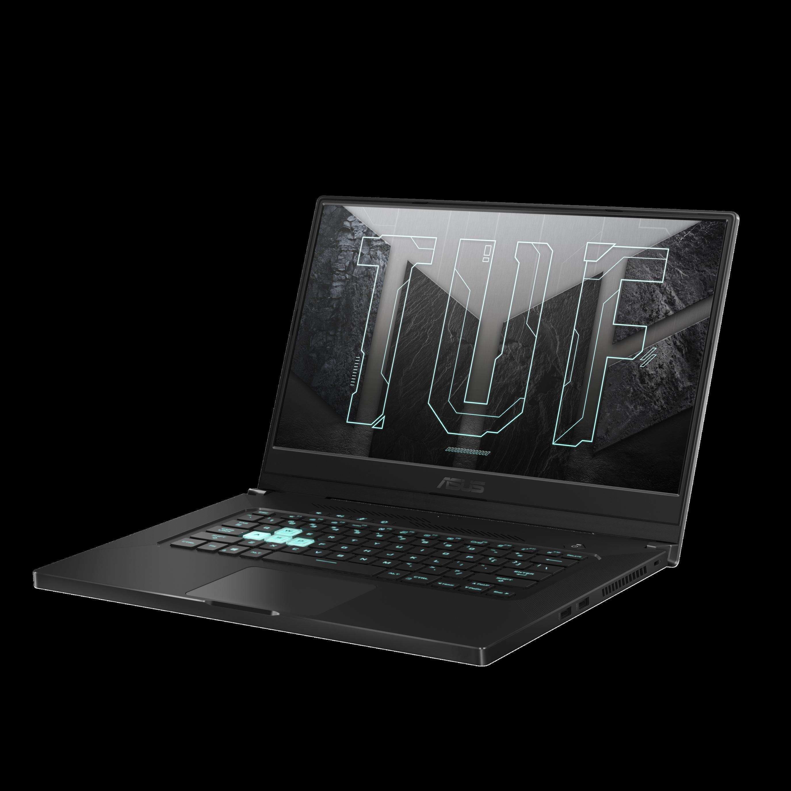 ASUS представила новые доступные игровые ноутбуки