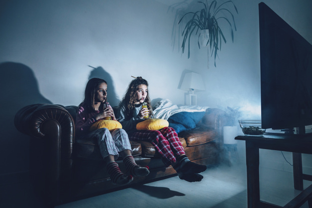 Любители фильмов ужасов оказались более готовыми к пандемии