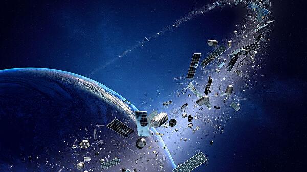 Космический мусор назвали катастрофой, угрожающей спутникам