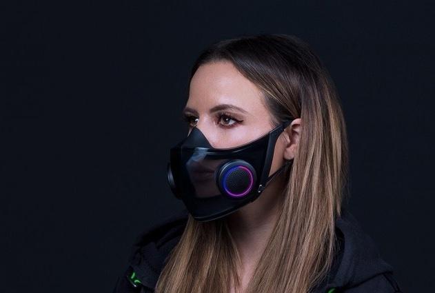 Razer представила «умную» защитную маску с футуристичным дизайном
